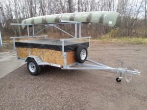 canoe trailers and kayak trailers