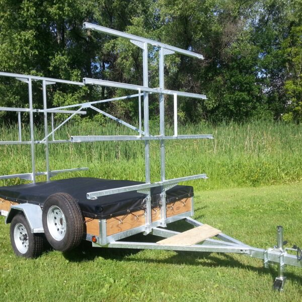 8 Place Cane & Kayak Trailers for Sale
