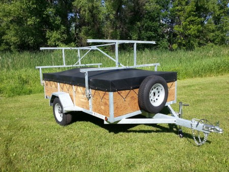 Canoe Kayak And Utility Trailer Manufacturers Remackel