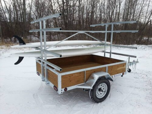 8 Place SUP Trailers