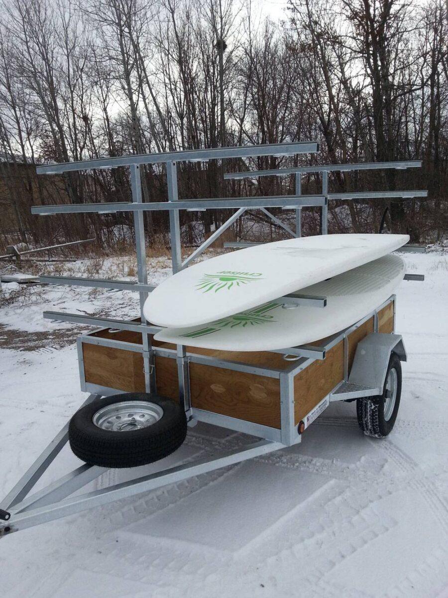 Paddleboard Trailers