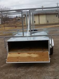 custom kayak trailers