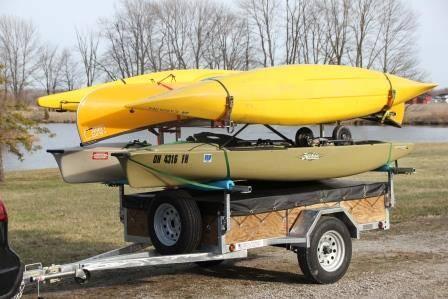 ohio canoe trailers