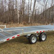 SL 7 Equipment trailer