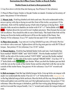 6_Place_Canoe_Trailer_and_Kayak_Trailer_written_Instructions-1