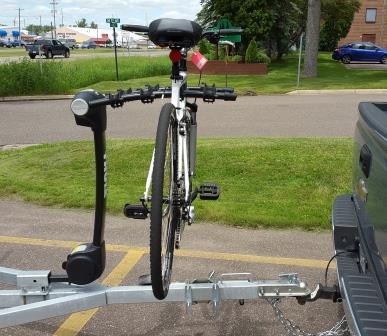 Trailer Bike Rack >> 4 Place Kayak Trailer With Bike Rack Remackel Trailers
