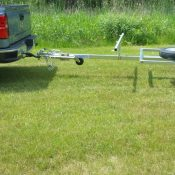 Urban Paddler Canoe or Kayak Trailer 2